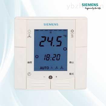 西門子房間溫度控制器RDF300.02工作模式