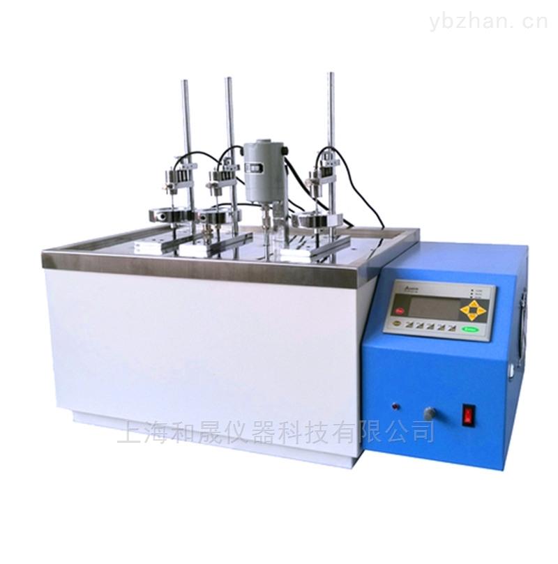 热变形维卡温度软化点测试仪