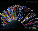 HYAC-200×2×0.5㎜自承式通訊電纜