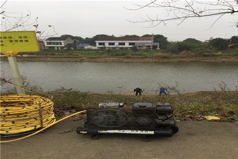 水下作业(惠州市水下工程潜水员)