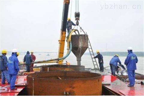铺设水下光缆(无锡市铸铁管道漏水快速堵漏)