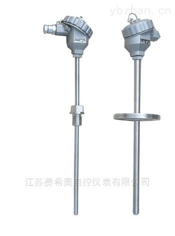 碳素公司焙烧车间炉室测温熱電偶TQW-1550