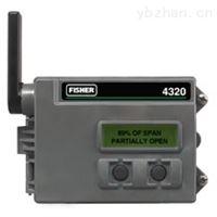 Fisher 4320無線位置變送器