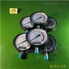 JL-YA-100、150氨用压力表
