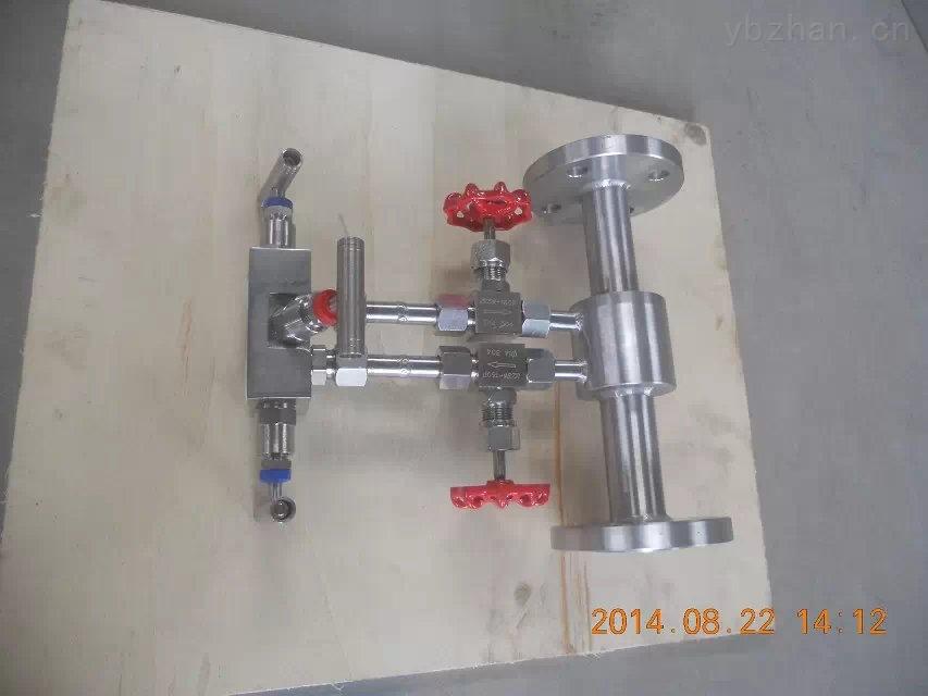 LGYT-食品加工专用配套一体化过热蒸汽孔板流量计