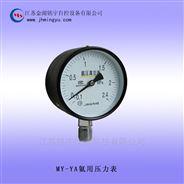 氨用壓力表指針式精密壓力