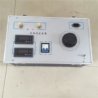 4000A大电流发生器电线品质测试仪厂商