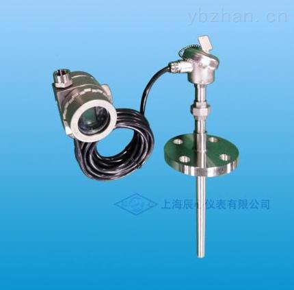 不锈钢液晶显示表一体化温度变送器