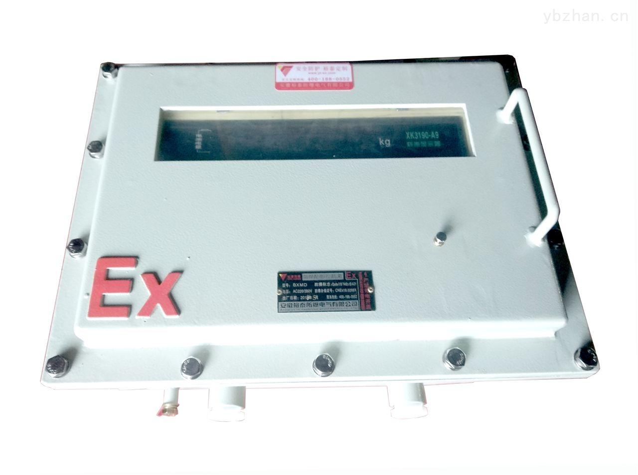 定制-防爆 儀表 控制箱