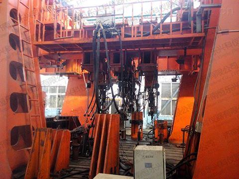 土木工程学院2000吨多功能反力架-高校定制