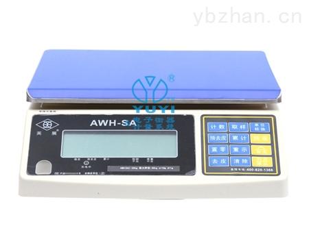 AWH電子計重桌秤