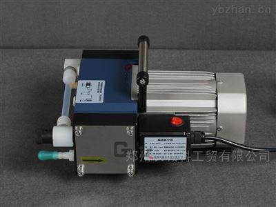 实验室小型高真空耐腐蚀无油隔膜真空泵