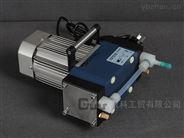 高真空度实验室隔膜真空泵