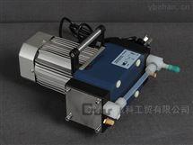 实验室隔膜真空泵作用