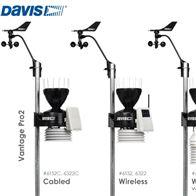6152美国DAVIS小型自动气象站VANTAGE PRO2