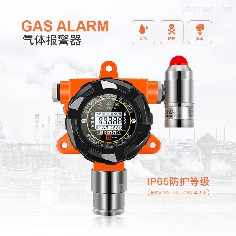 工業源管控大型污染企業在線檢測氣體報警器