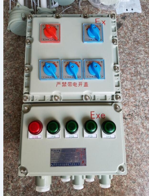 BXD51-12/63GX防爆動力配電箱廠家