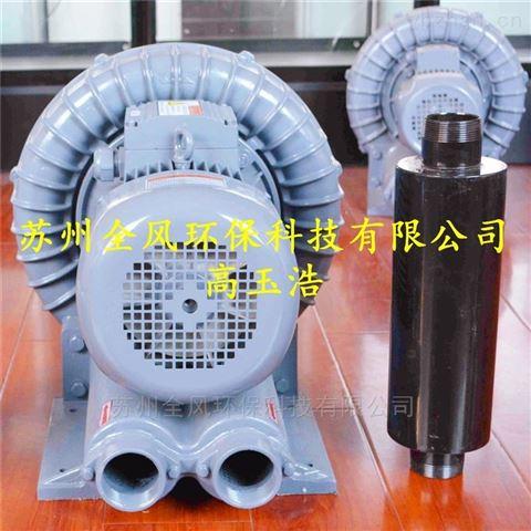 高压旋涡真空泵