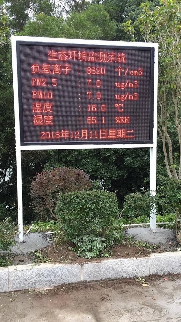 OSEN-FY-安徽省景区负氧离子检测仪