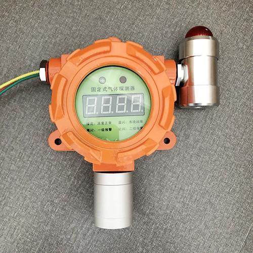 HRP-T1000-能源电力专用固定式氢气检测仪数显带灯