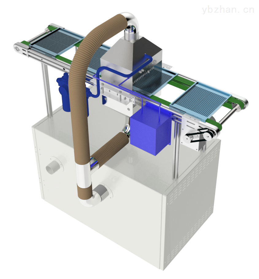 德國IMM-電子物料盤除塵除靜電方法案例