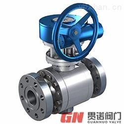 上海贯诺球阀Q341H-Q341Y-Q341F-16C/25C锻钢浮动式球阀