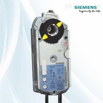 GEB136.1E西門子風閥執行器帶輔助開關