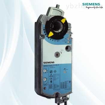 西門子風閥驅動器GBB166.1E電動風閥執行器