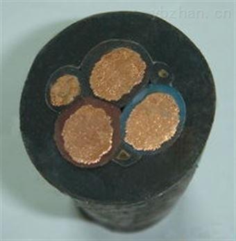 YC-J加钢丝橡套电缆 YC-J电动葫芦专用电缆