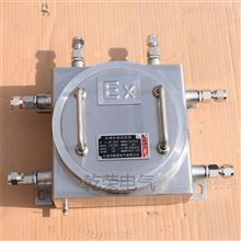 BJX钢板焊接防爆接线箱 防爆端子箱 防爆箱