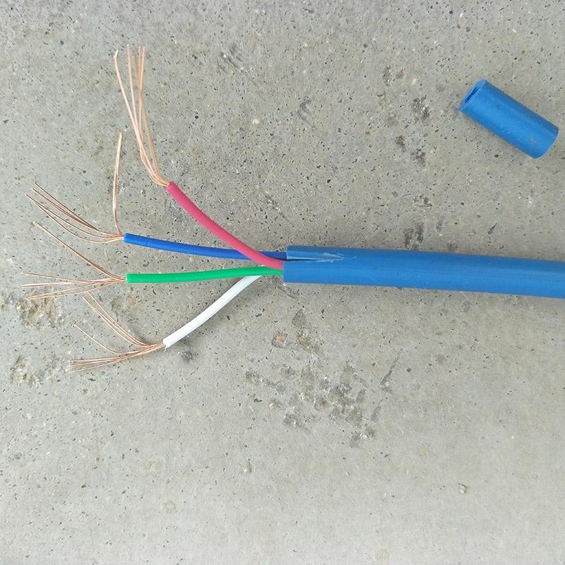 高壓660伏-3X70+1X25-MYP電纜橡套電纜
