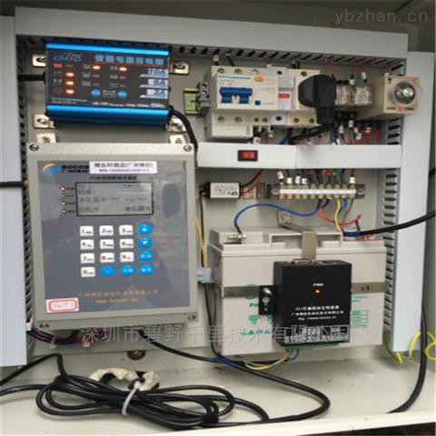 针对餐饮业油烟在线监测系统排放功能