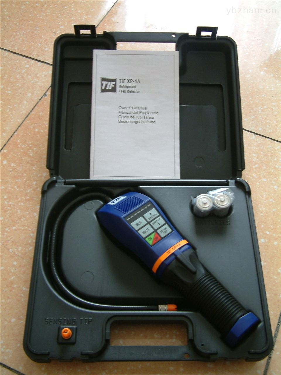 承装电力SF6检漏仪设施许可需施工设备条件