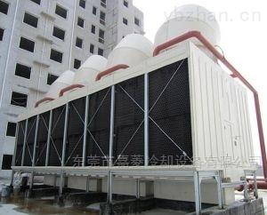 黄石低噪音型400T横流方形冷却塔购买