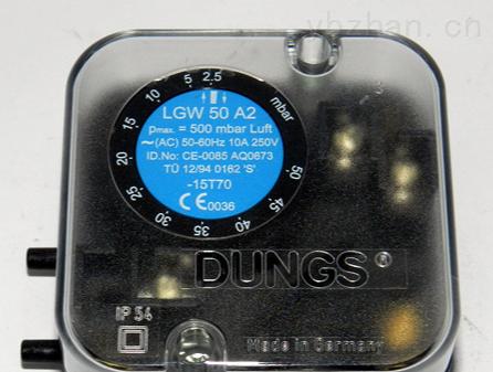 供应DUNGS冬斯压力开关LGW50A2