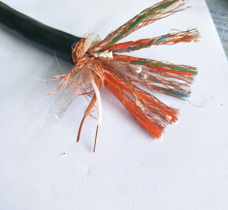 耐火计算机屏蔽电缆NH-DJYPVP国标包检测