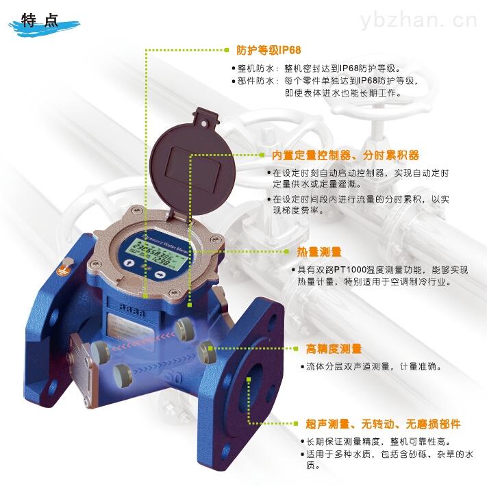 山东TDS-100W系列超声波水表
