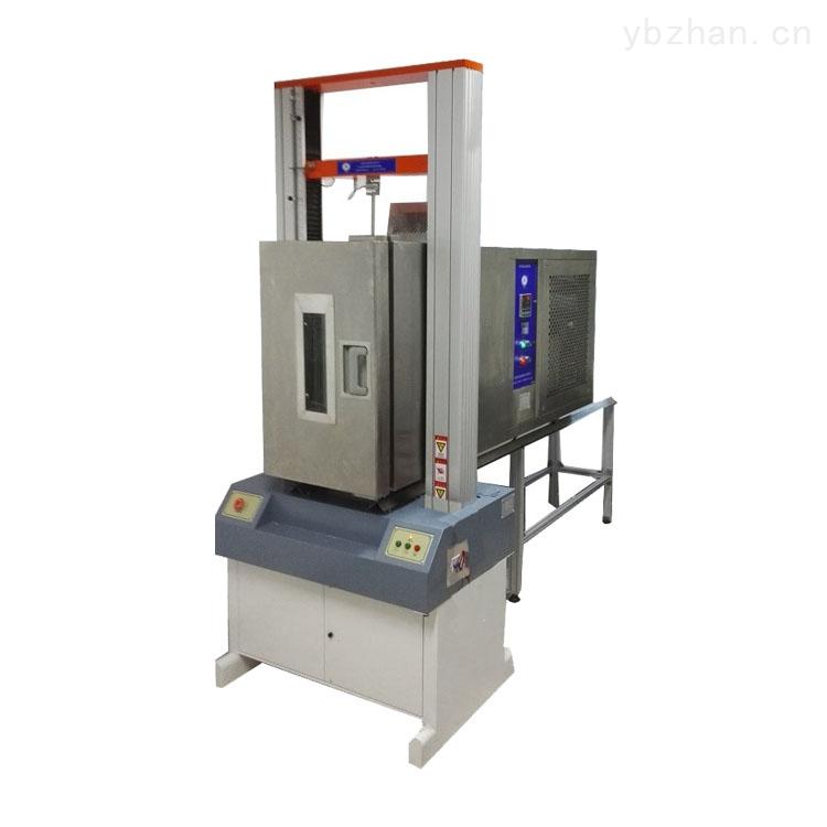 高低温伺服拉力试验机 恒温恒湿拉力试验机 橡胶拉伸试验机