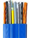 YGGBP-J屏蔽抗拉扁電纜