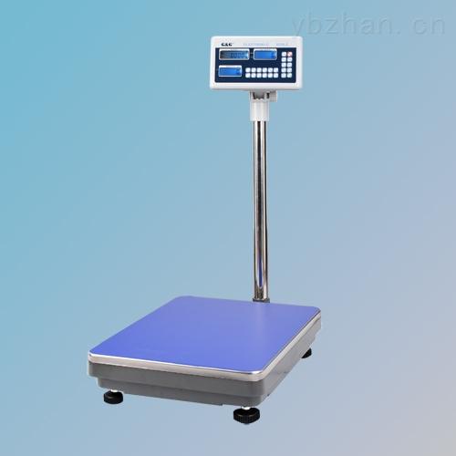 TJ-600KY型-電子計數臺秤 計數電子天平 600kg/20g