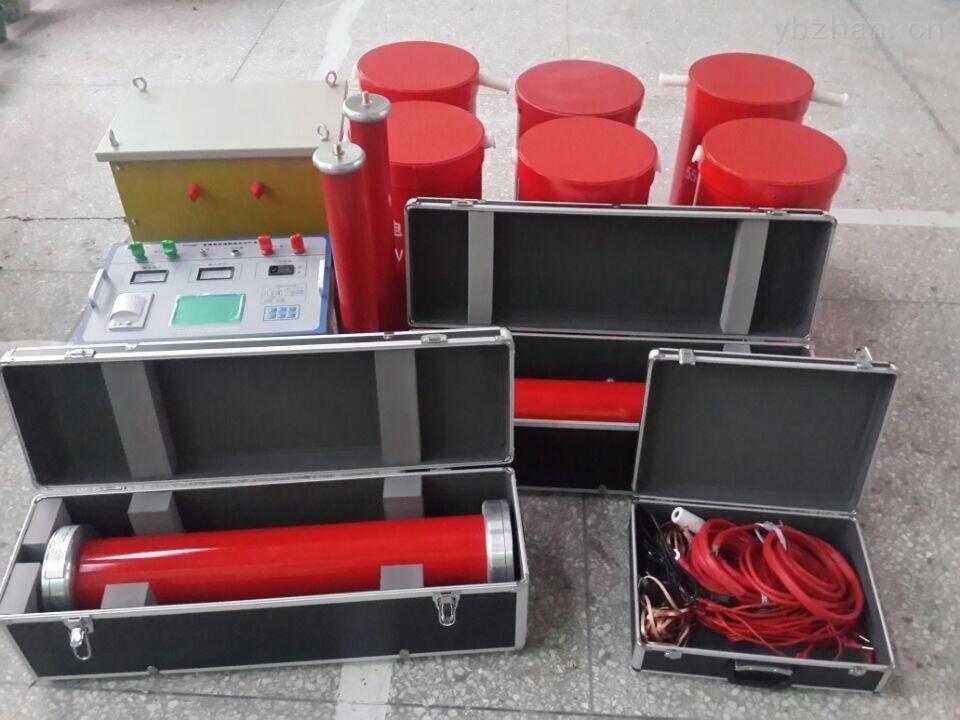 大慶市承(修試)變頻串聯諧振試驗成套裝置