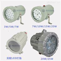 36V24V220V防爆LED视孔灯 厂家批发LED防爆视镜灯BSD96
