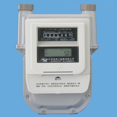 IC卡膜式燃气表CG-L-G-A