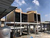 福建175T耐腐蝕橫流式方形冷卻塔購買