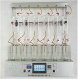 智能氨氮蒸馏仪