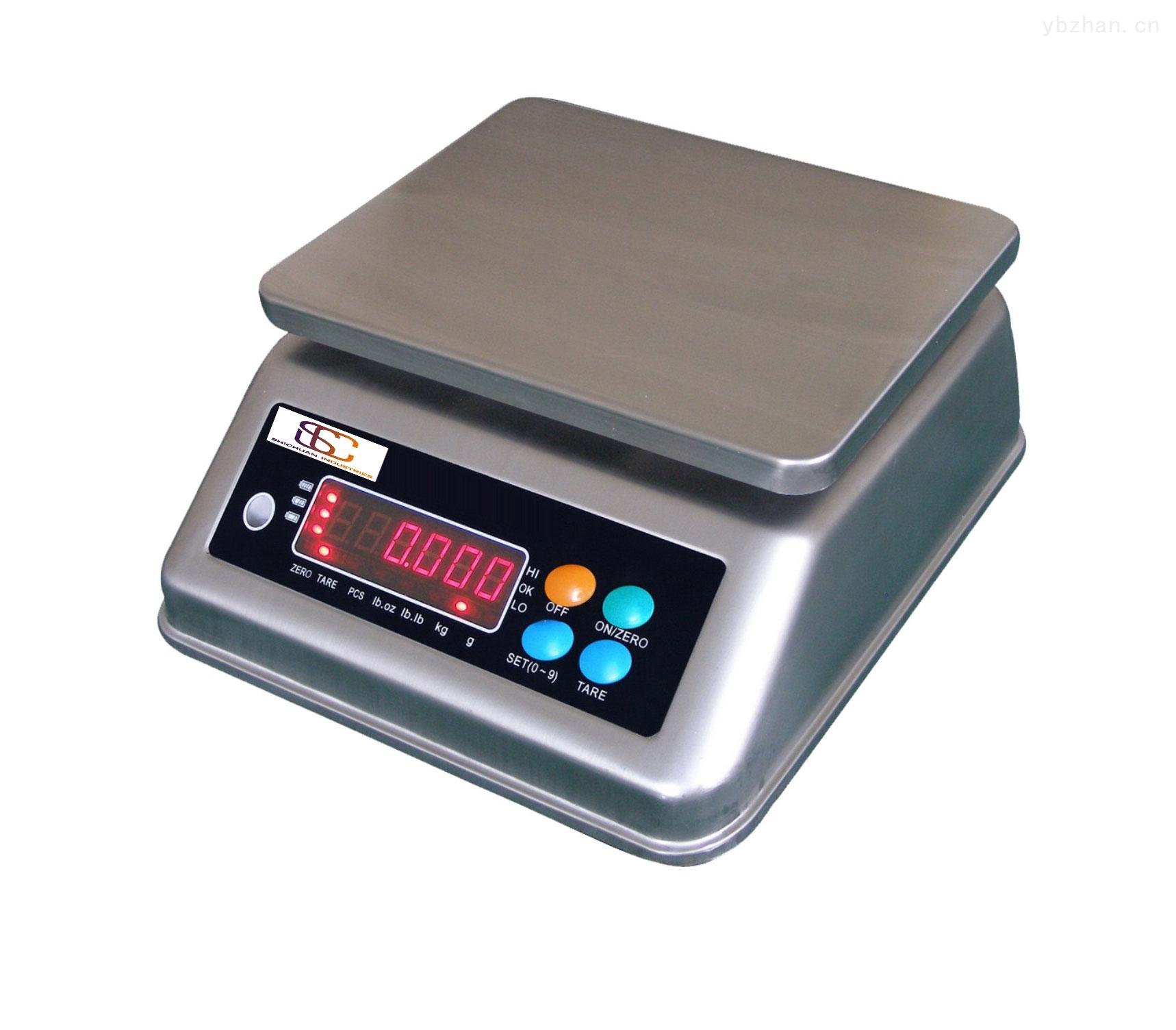 ACS-SC-C-不銹鋼電子桌秤