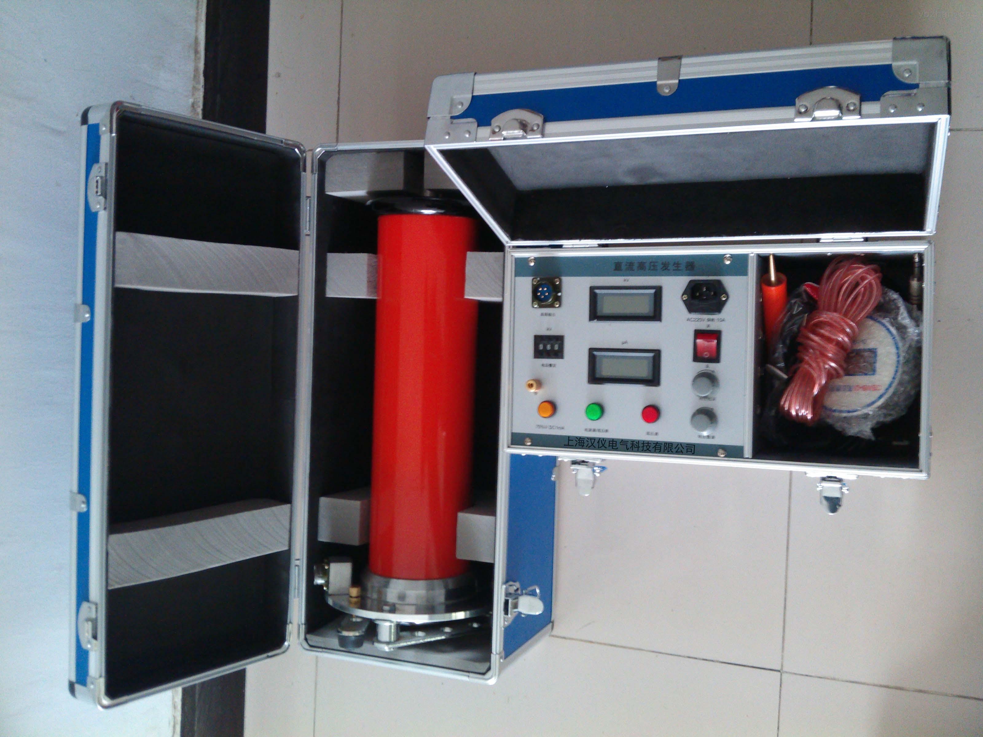 沈陽市承試電力設備300kV5mA直流高壓發生器
