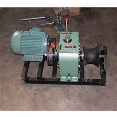 东北区域50kN电动绞磨机