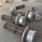 304不锈钢防爆加热器380v50kw水箱水罐专用