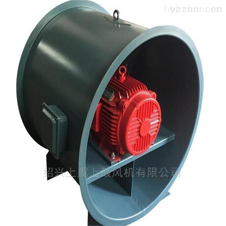 SWF-I-7工矿施工高效低噪声混流风机